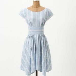 Striped Allegra Dress from Anthropologie